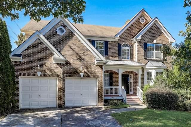 1669 Stilesboro Ridge Drive NW, Kennesaw, GA 30152 (MLS #6959692) :: North Atlanta Home Team