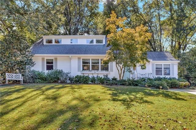 2560 Ridgewood Terrace NW, Atlanta, GA 30318 (MLS #6959731) :: Century 21 Connect Realty