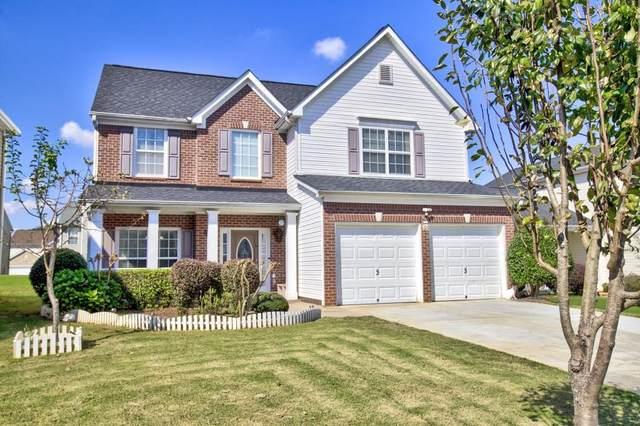 733 Clairidge Oak Court, Lawrenceville, GA 30046 (MLS #6959743) :: North Atlanta Home Team