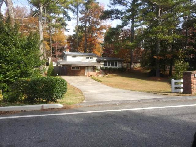 1694 Harts Mill Road NE, Brookhaven, GA 30319 (MLS #6959753) :: The Kroupa Team | Berkshire Hathaway HomeServices Georgia Properties