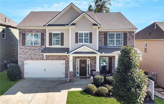 155 Providence Walk Drive, Canton, GA 30114 (MLS #6959755) :: North Atlanta Home Team