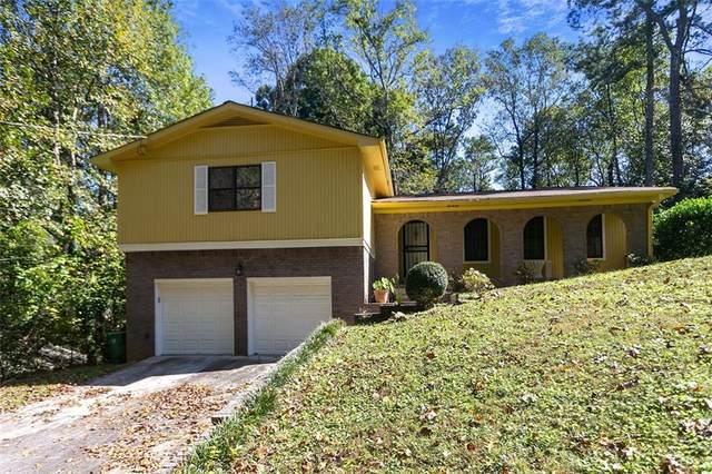 443 Pineburr Lane, Stone Mountain, GA 30087 (MLS #6959773) :: North Atlanta Home Team