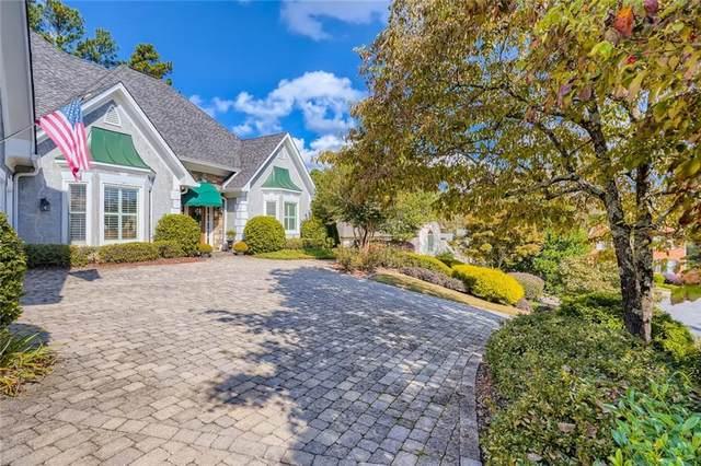 710 Stone House Lane NW, Marietta, GA 30064 (MLS #6959787) :: North Atlanta Home Team