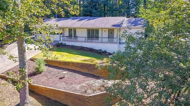1735 Windsorbrooke Drive, Marietta, GA 30062 (MLS #6959805) :: Path & Post Real Estate