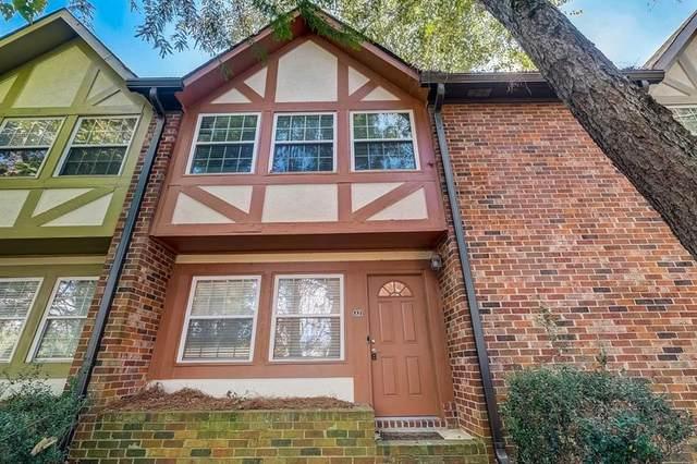2825 Northeast Expressway NE A2, Atlanta, GA 30345 (MLS #6959810) :: Path & Post Real Estate