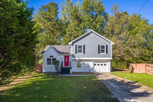 7145 Nunn Woods Way, Fairburn, GA 30213 (MLS #6959818) :: HergGroup Atlanta