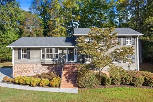 1520 Bend Creek Court, Dunwoody, GA 30338 (MLS #6959822) :: The Kroupa Team | Berkshire Hathaway HomeServices Georgia Properties