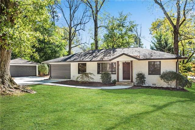 1581 Dresden Drive NE, Atlanta, GA 30319 (MLS #6959838) :: North Atlanta Home Team