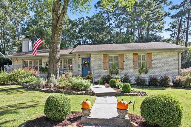 2217 Fairway Circle NE, Brookhaven, GA 30319 (MLS #6959843) :: North Atlanta Home Team