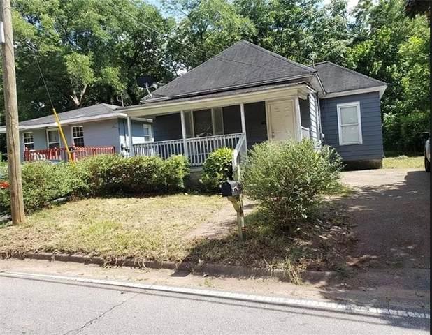 71 Martin Luther King Drive, Newnan, GA 30263 (MLS #6959844) :: The Gurley Team