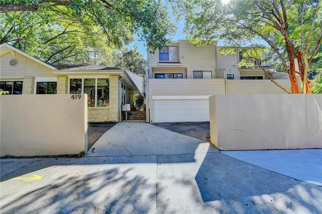 419 6th Street NE #3, Atlanta, GA 30308 (MLS #6959846) :: Path & Post Real Estate