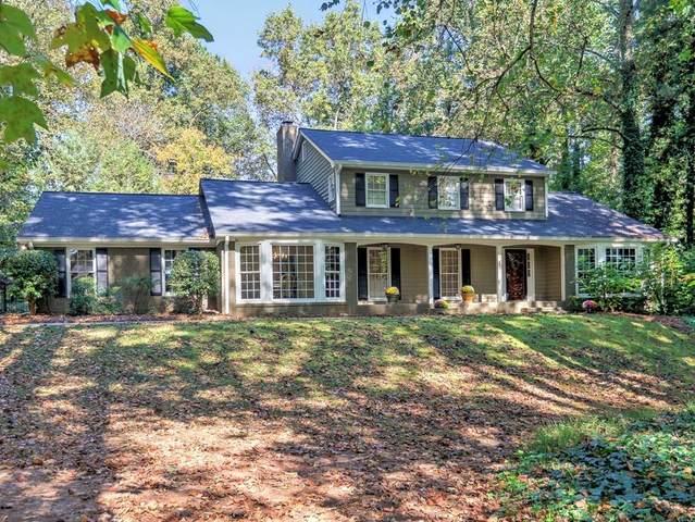 490 Dalrymple Road, Sandy Springs, GA 30328 (MLS #6959861) :: North Atlanta Home Team
