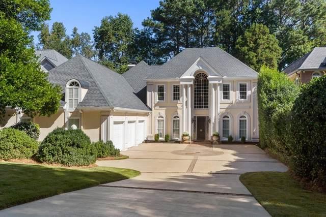 4465 Chattahoochee Plantation Drive, Marietta, GA 30067 (MLS #6959863) :: North Atlanta Home Team