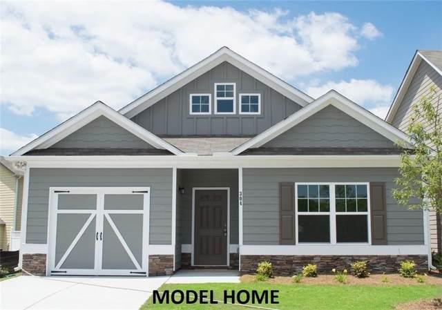 68 68 Piedmont View Lane, Jasper, GA 30143 (MLS #6959883) :: North Atlanta Home Team