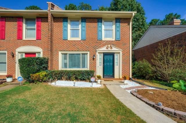 6117 Queen Anne Court, Norcross, GA 30093 (MLS #6959891) :: The Cole Realty Group