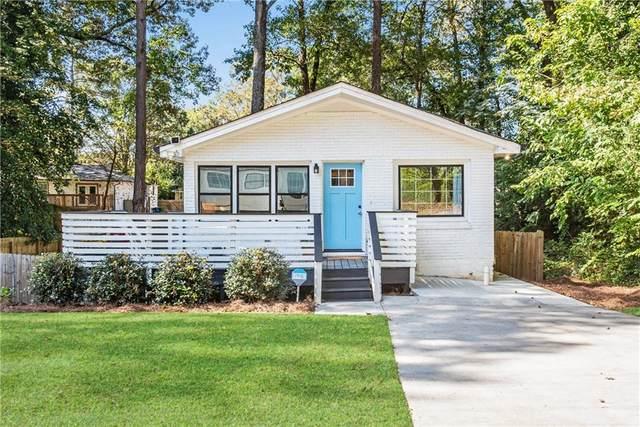 1949 Stanton Street, Decatur, GA 30032 (MLS #6959892) :: North Atlanta Home Team