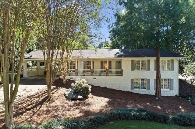 5810 Hilderbrand Drive, Sandy Springs, GA 30328 (MLS #6959909) :: Compass Georgia LLC