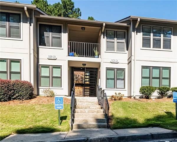 1464 Branch Drive #1464, Tucker, GA 30084 (MLS #6959914) :: North Atlanta Home Team