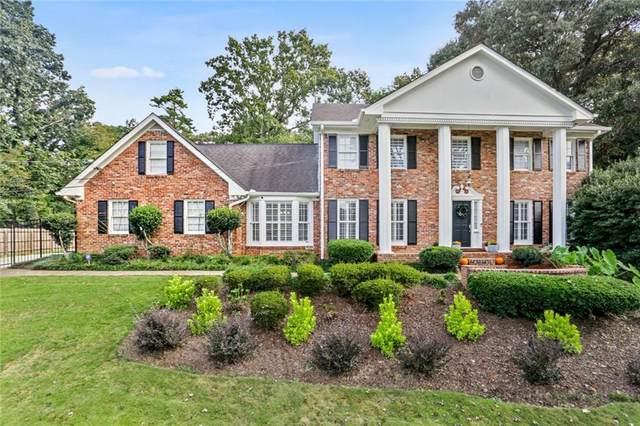 4085 Chestnut Ridge Drive, Dunwoody, GA 30338 (MLS #6959933) :: The Kroupa Team | Berkshire Hathaway HomeServices Georgia Properties