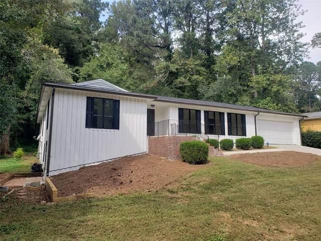 5360 Fieldgreen Drive, Stone Mountain, GA 30088 (MLS #6959935) :: North Atlanta Home Team