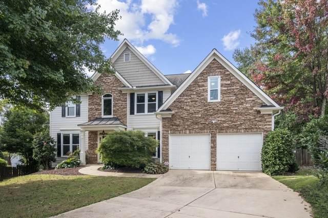 10010 Carrington Lane, Alpharetta, GA 30022 (MLS #6959962) :: North Atlanta Home Team