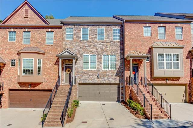 939 Hickory Leaf Court SE #1, Marietta, GA 30067 (MLS #6959971) :: The Cole Realty Group