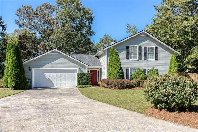 611 Caliber Court, Woodstock, GA 30188 (MLS #6959980) :: North Atlanta Home Team