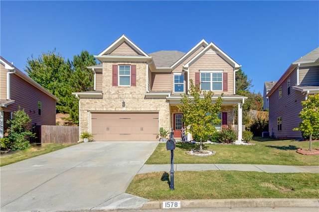 1578 Sooner Court, Lawrenceville, GA 30045 (MLS #6959984) :: North Atlanta Home Team