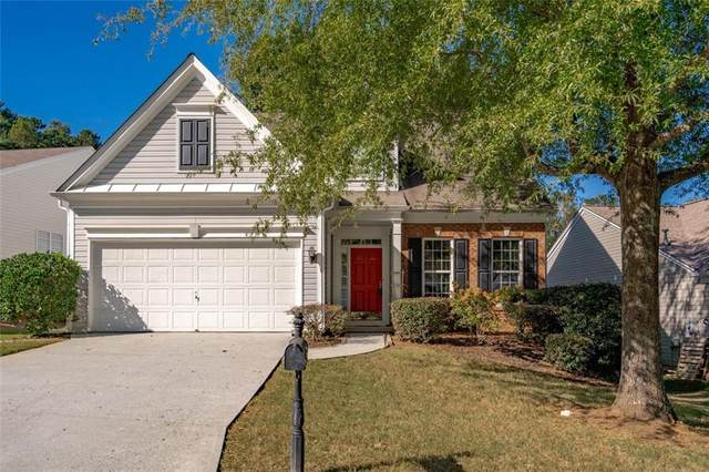 3375 Hampreston Way NW, Kennesaw, GA 30144 (MLS #6960000) :: North Atlanta Home Team