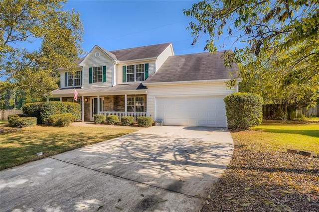 311 Rockingham Drive, Loganville, GA 30052 (MLS #6960004) :: Dawn & Amy Real Estate Team