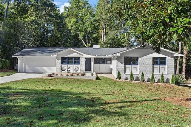 140 River Springs Drive, Atlanta, GA 30328 (MLS #6960040) :: North Atlanta Home Team