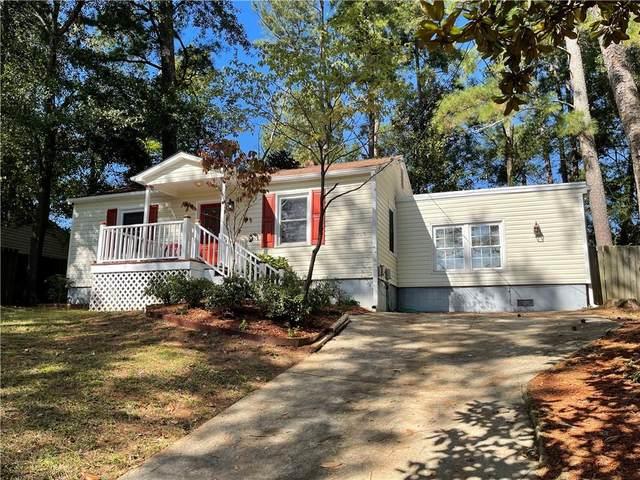 1972 Mendenhall Street, Atlanta, GA 30341 (MLS #6960047) :: The Kroupa Team | Berkshire Hathaway HomeServices Georgia Properties