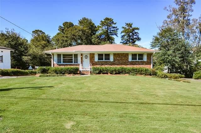45 Smyrna Powder Springs Road SE, Marietta, GA 30060 (MLS #6960053) :: North Atlanta Home Team