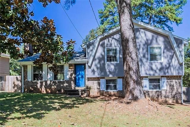 6083 Cristie Drive, Ellenwood, GA 30294 (MLS #6960064) :: North Atlanta Home Team