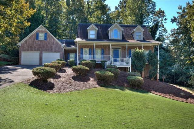 35 N Hampton Drive, White, GA 30184 (MLS #6960072) :: North Atlanta Home Team
