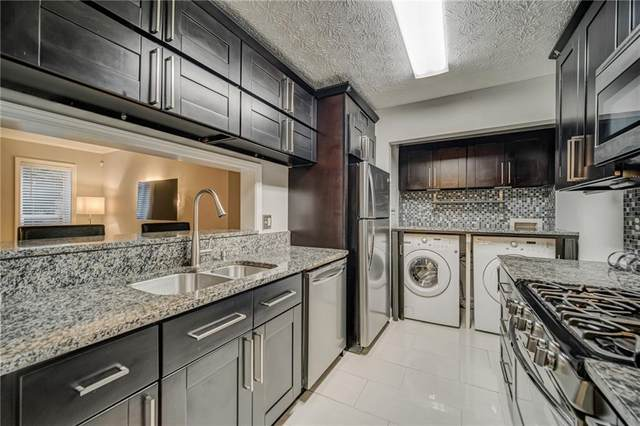 507 Summit North Drive NE #507, Atlanta, GA 30324 (MLS #6960073) :: Virtual Properties Realty