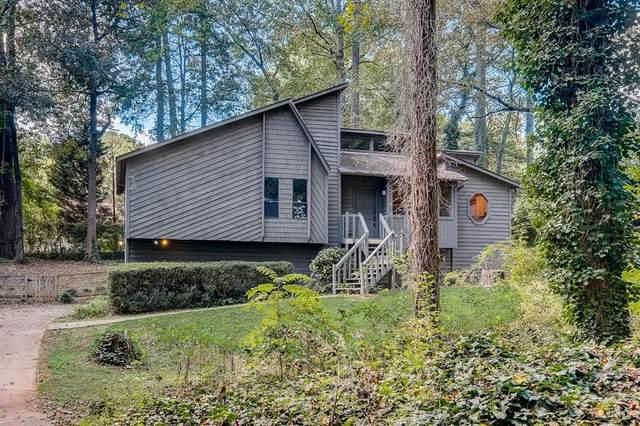 232 Rustic Ridge Drive NE, Kennesaw, GA 30144 (MLS #6960084) :: North Atlanta Home Team