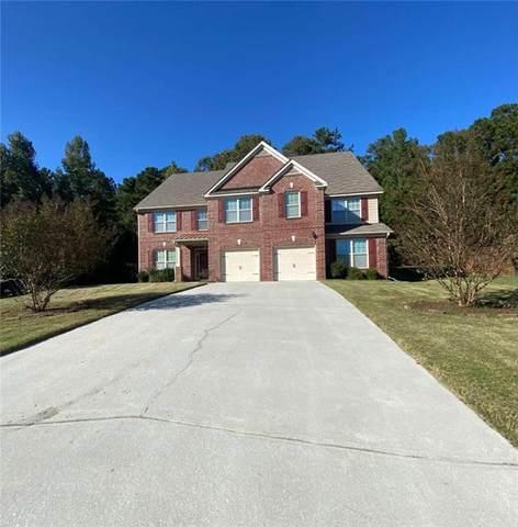480 Ironstone Drive, Fairburn, GA 30213 (MLS #6960088) :: North Atlanta Home Team