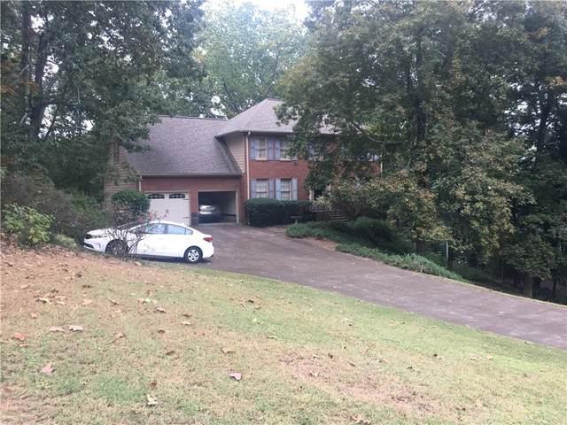 1463 Shadowrock Heights, Marietta, GA 30062 (MLS #6960097) :: North Atlanta Home Team