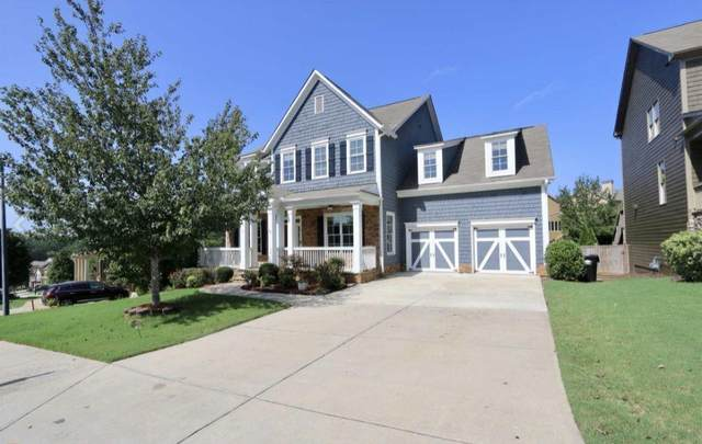 124 Dunlavin Drive, Acworth, GA 30102 (MLS #6960110) :: North Atlanta Home Team