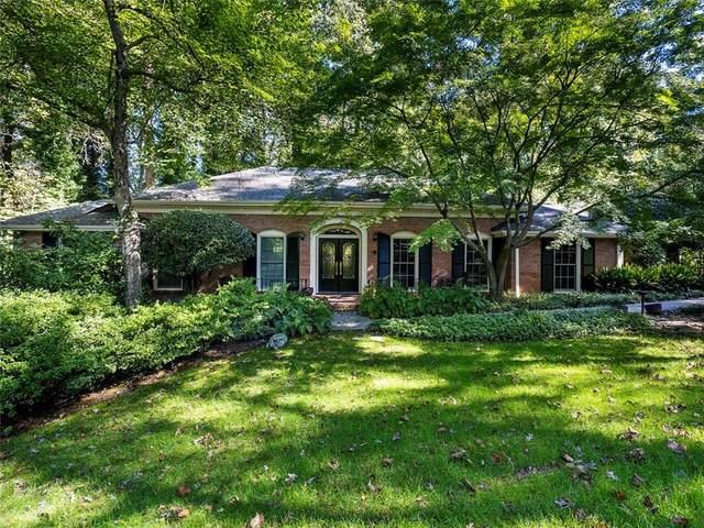 380 Riverhill Drive, Sandy Springs, GA 30328 (MLS #6960119) :: North Atlanta Home Team