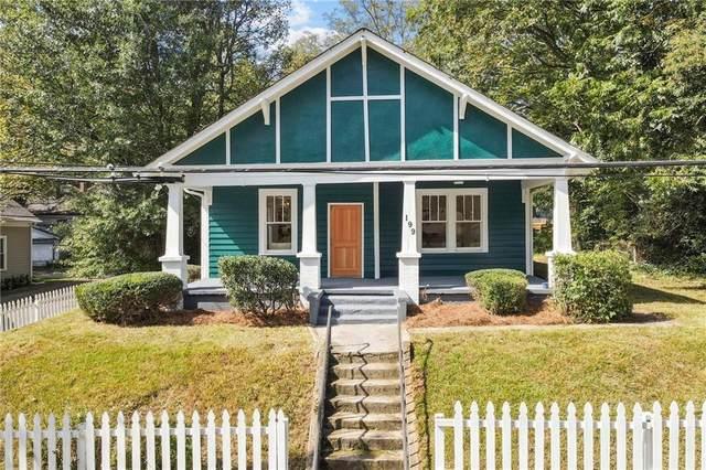 199 Wellington Street, Atlanta, GA 30314 (MLS #6960125) :: The Kroupa Team | Berkshire Hathaway HomeServices Georgia Properties