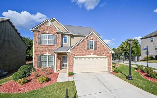 5804 Cobblestone Creek Circle, Mableton, GA 30126 (MLS #6960130) :: North Atlanta Home Team