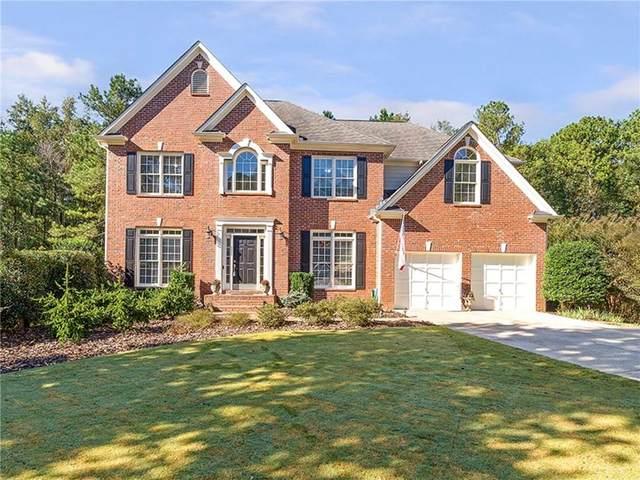 1440 Woodvine Way, Alpharetta, GA 30005 (MLS #6960143) :: North Atlanta Home Team