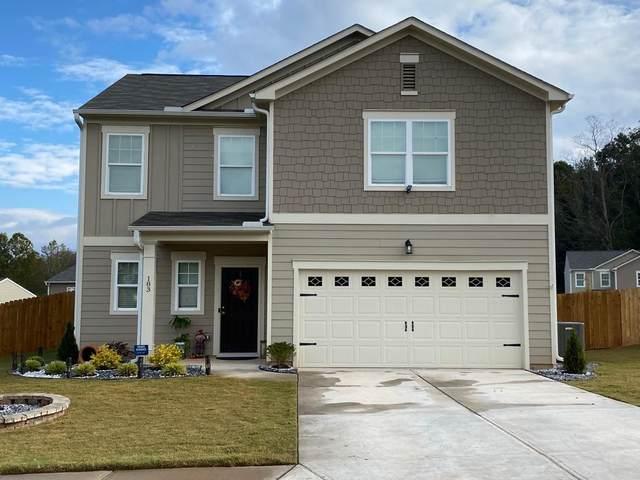 183 Wheeler Place, Dawsonville, GA 30534 (MLS #6960145) :: North Atlanta Home Team