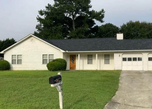 751 Jefferson Drive SW, Conyers, GA 30094 (MLS #6960147) :: North Atlanta Home Team