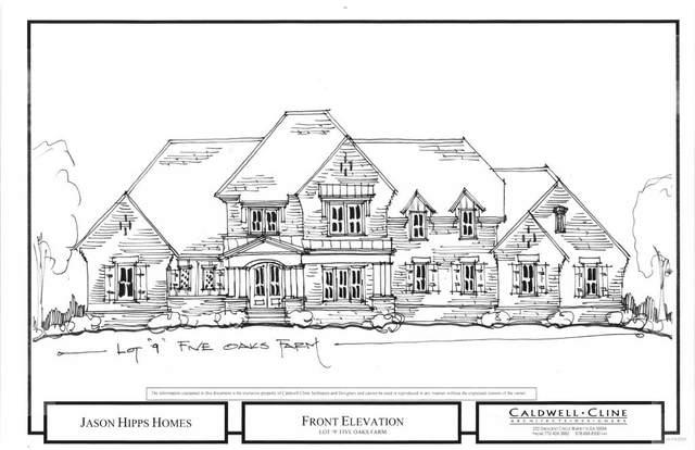 205 Five Oaks Farm, Milton, GA 30004 (MLS #6960154) :: North Atlanta Home Team