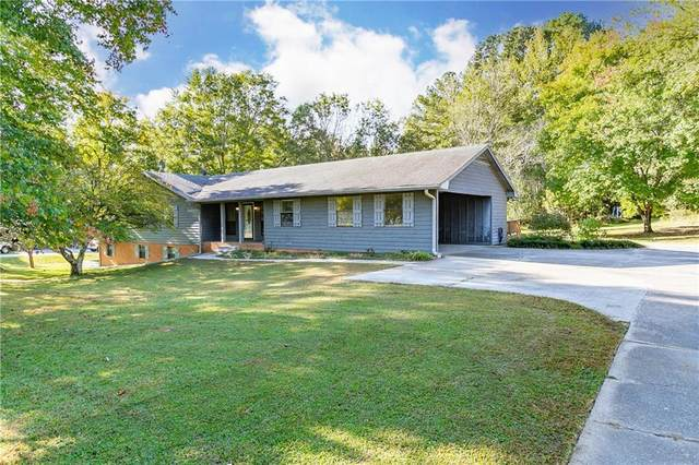 239 Kite Lake Road, Fayetteville, GA 30214 (MLS #6960161) :: The Cole Realty Group