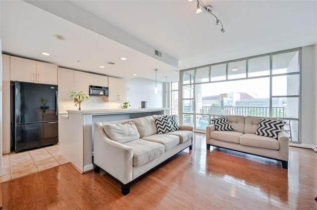 250 Park Avenue West NW #512, Atlanta, GA 30313 (MLS #6960163) :: Dawn & Amy Real Estate Team