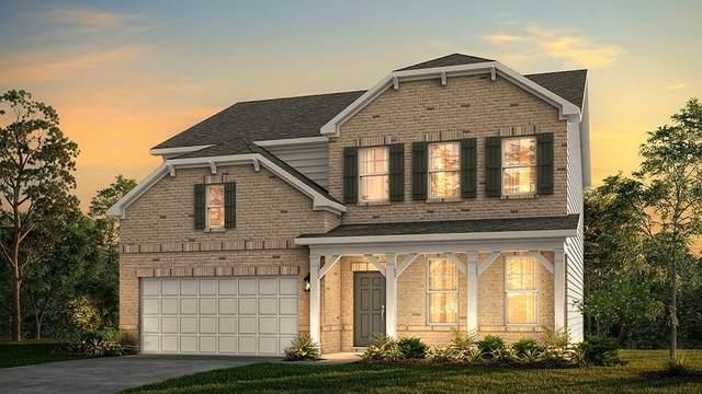 1437 Allspice Way, Lawrenceville, GA 30045 (MLS #6960173) :: North Atlanta Home Team